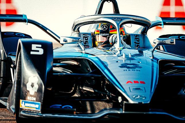 Команда Mercedes может уйти из Формулы E уже в 2022 году