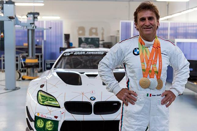 Алессандро Дзанарди на базе BMW Motorsport